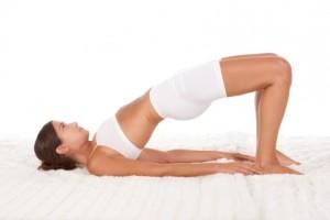 building strength through yoga