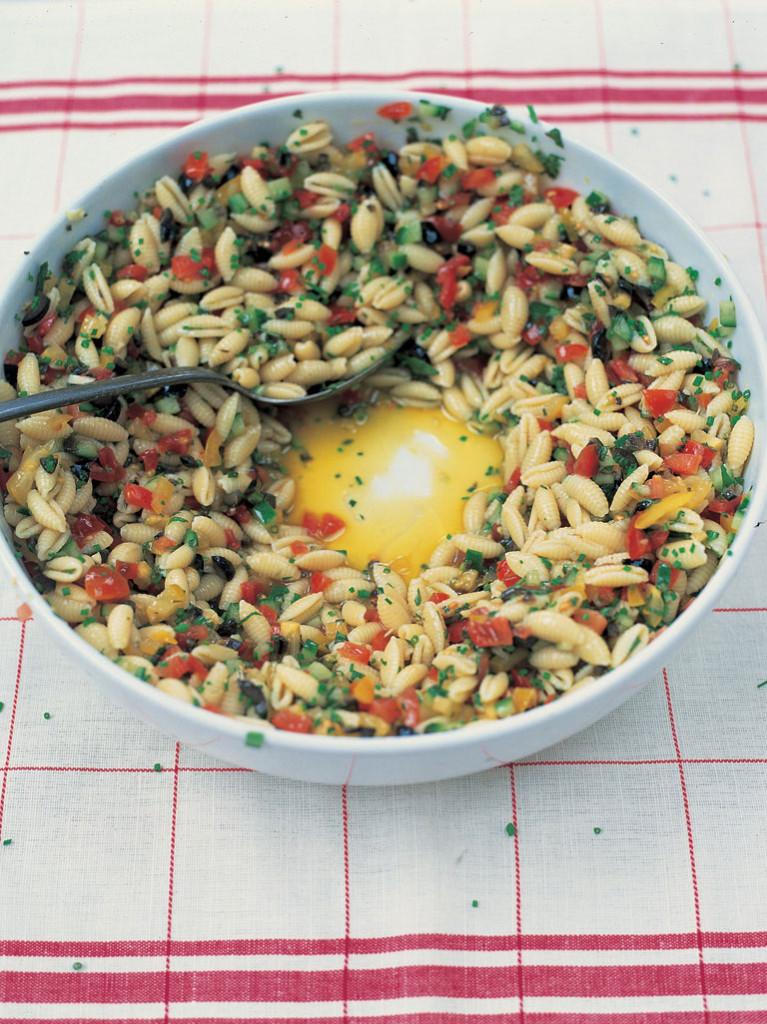 best vegetarian pasta salad