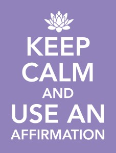 benefits of positive affirmations