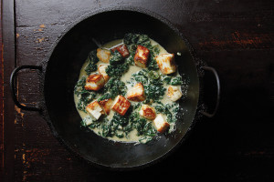 saag paneer authentic indian recipes