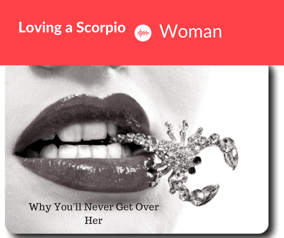 Why do scorpios pull away