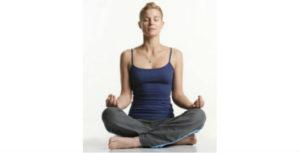 easy pose yoga asana