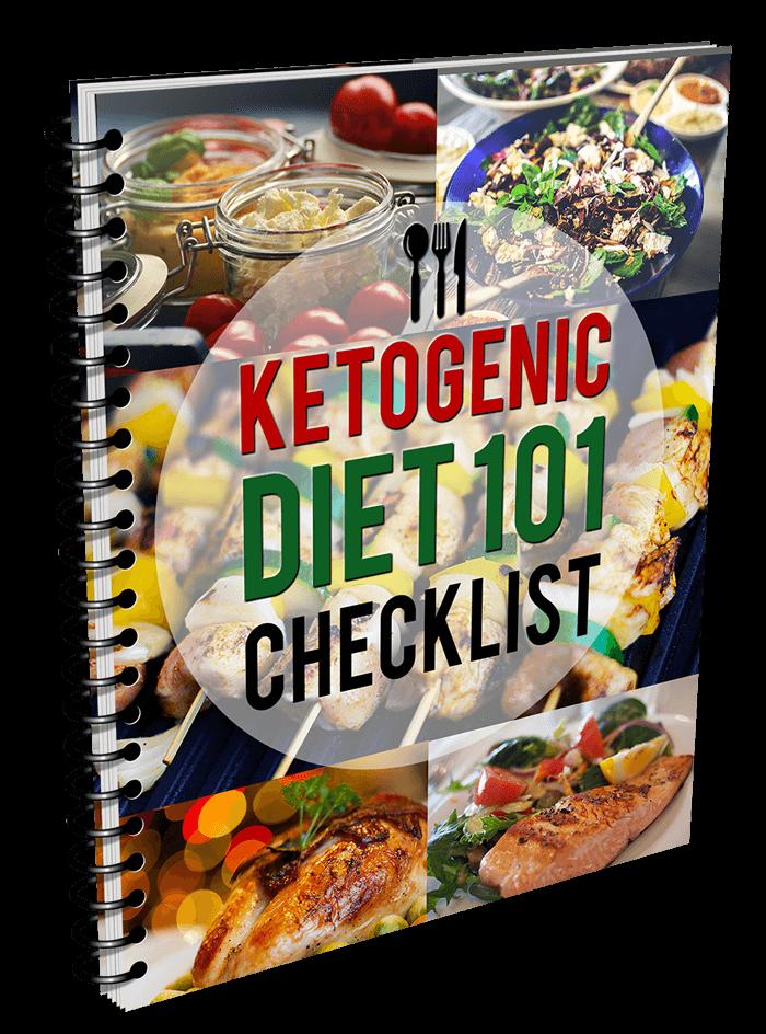 ketogenic diet 101 checklist