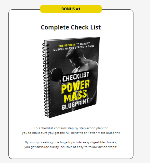 bonus 1 power mass blueprint