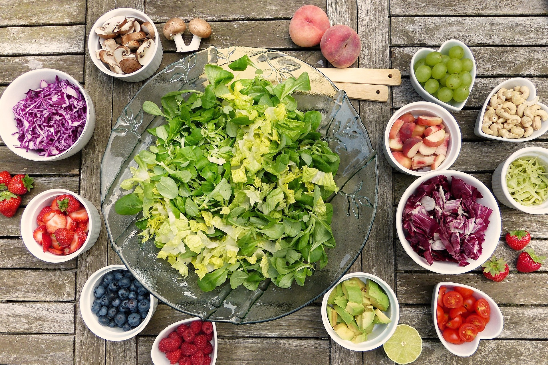 Your Best Key To A Healthy Diet: Variety