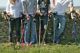 get rid of the spiritual crutches
