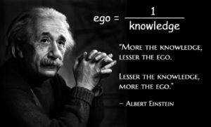 release ego