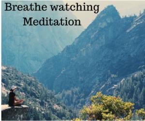 breath watching