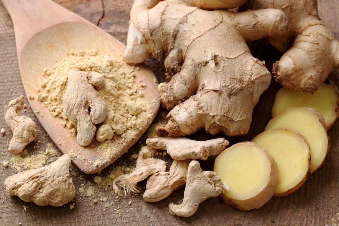 ginger health