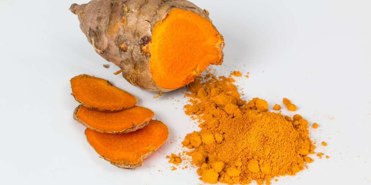 herbs and spices tumeric