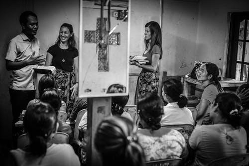 volunteering and empathic careers