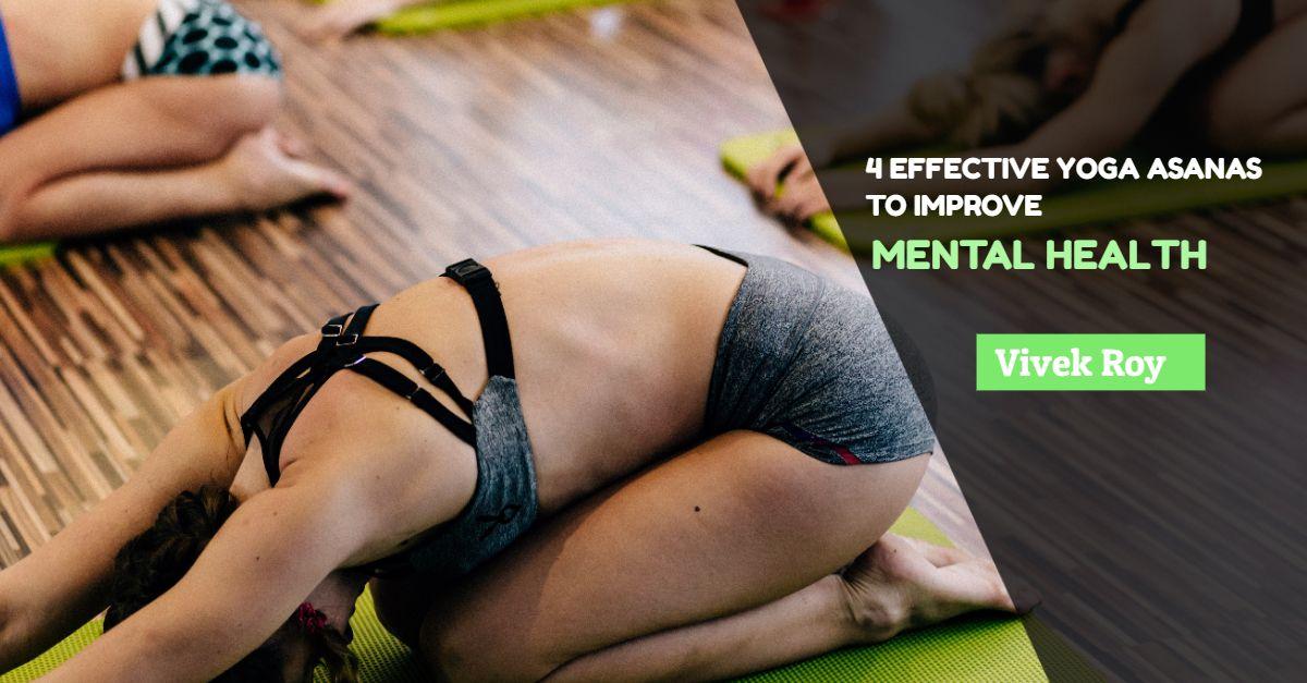 yoga asanas for mental health
