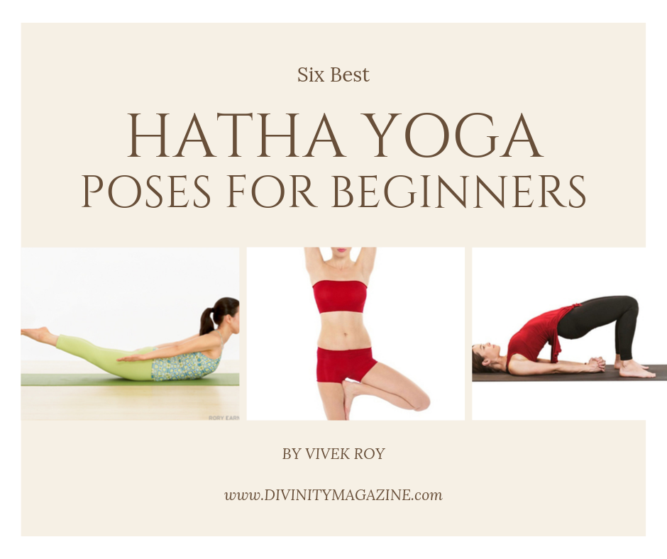 Six best hatha yoga poses for beginners