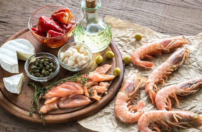 ingredients for mediterranean diet