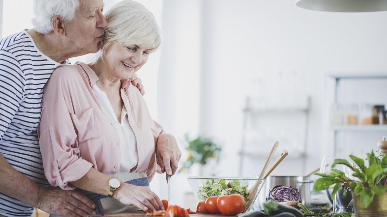 proper nutrition for elderly