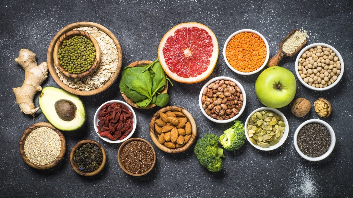 superfoods varieties